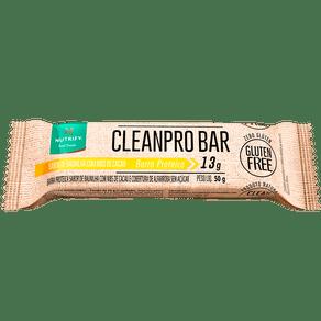 CleanPro-Bar-Baunilha-com-Nibs-de-Cacau---Barra-de-Proteina