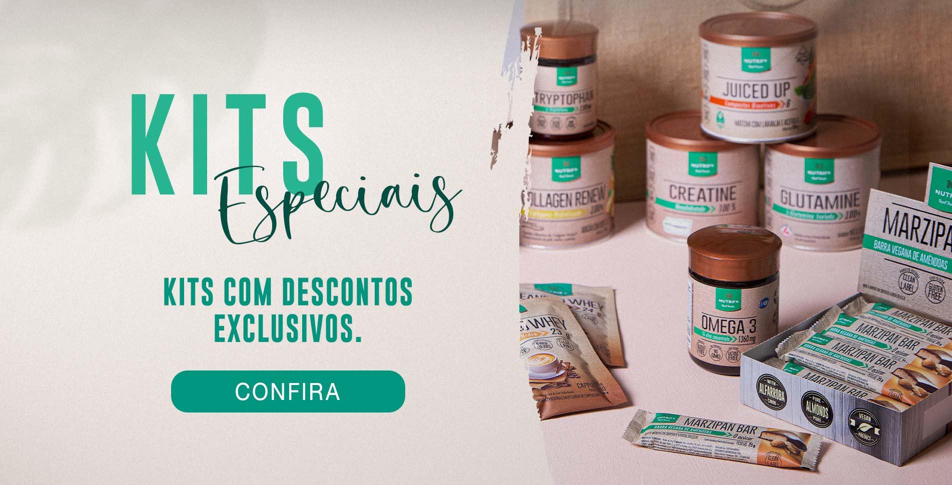 Kits especiais - Setembro